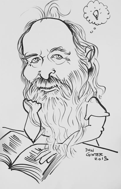 Dan Ginter 2015 caricature of ^z