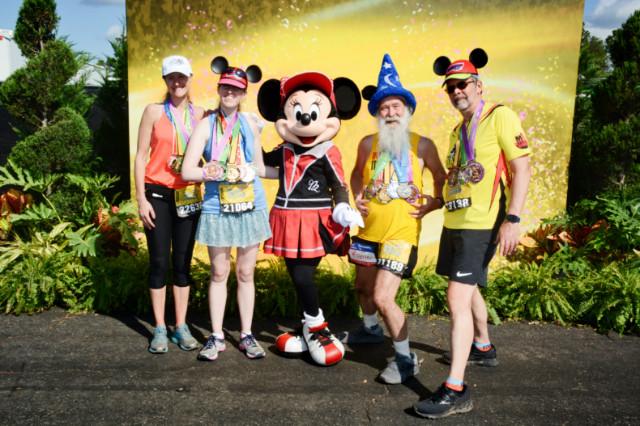 Disney Dopey Marathon