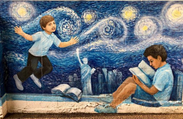 Takoma Park mural