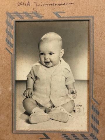 baby Mark Zimmermann
