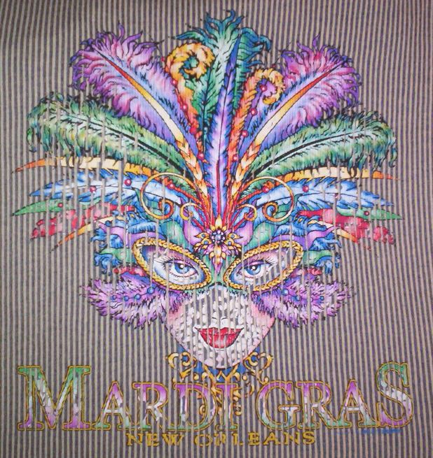 MardiGrasNewOrleansTshirt
