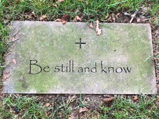 Be Still and Know Labyrinth