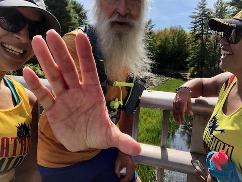 Mile 22 Marathon Maniacs