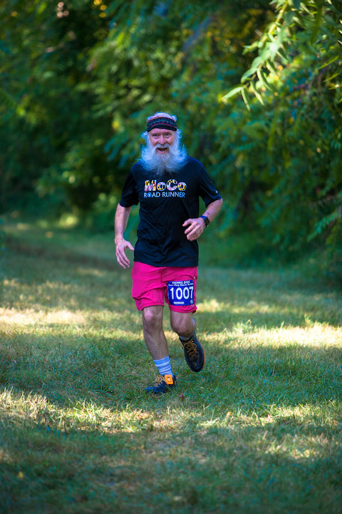 MCRRC Grooving Woodstock 4 Mile Cross Country by Dan Reichmann
