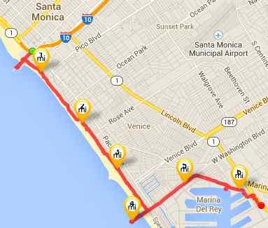 http://zhurnaly.com/images/running/Santa_Monica_Venice_walk_map.jpg